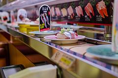 """寿司を注文する""""自立課題"""""""